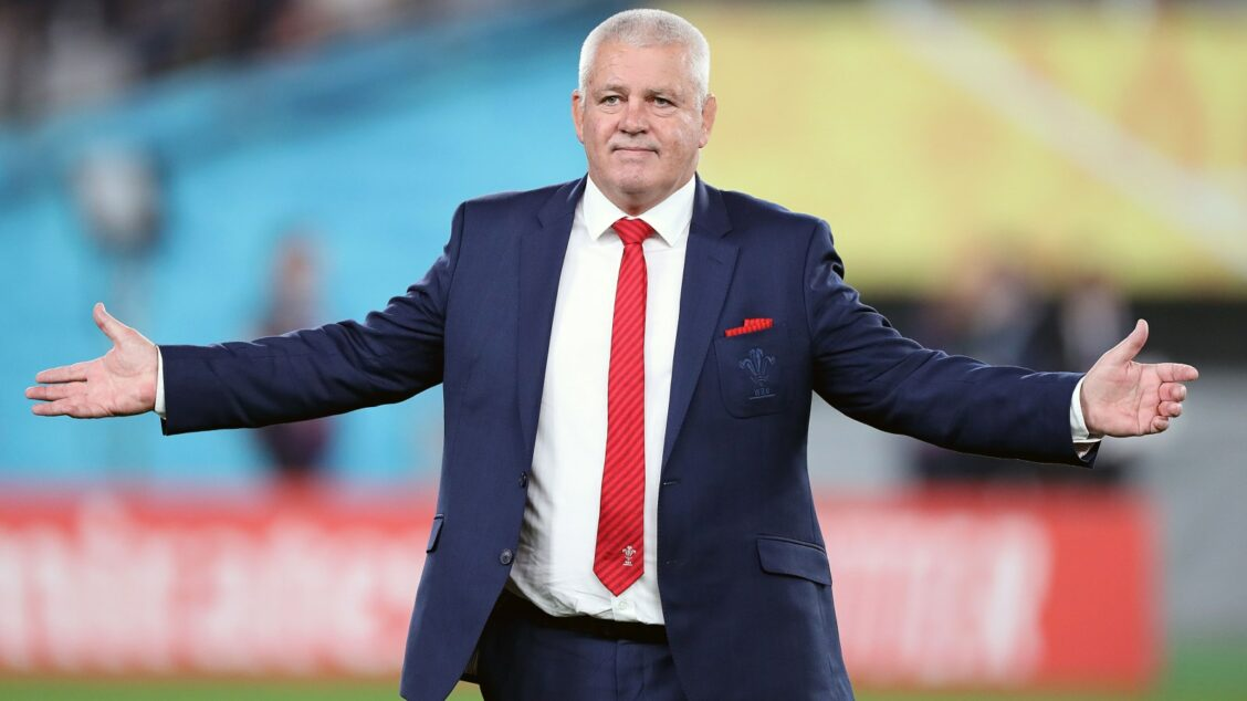 Jones hails 'unrivalled' Gatland after Wales bronze defeat