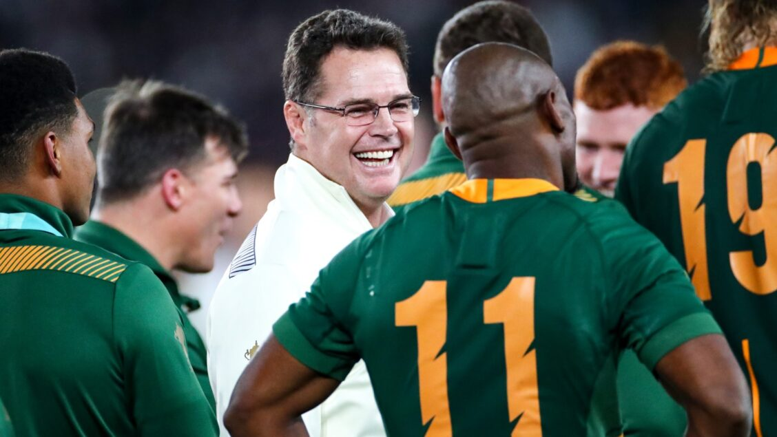 Erasmus looks to Lions as South Africa claim third world title