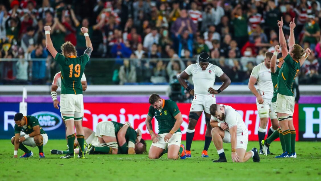 England fall just short as South Africa lift World Cup