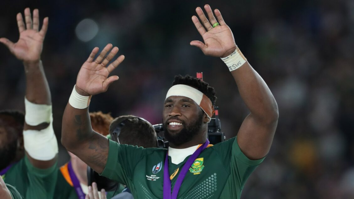 Kolisi recognised by Rugby Writers