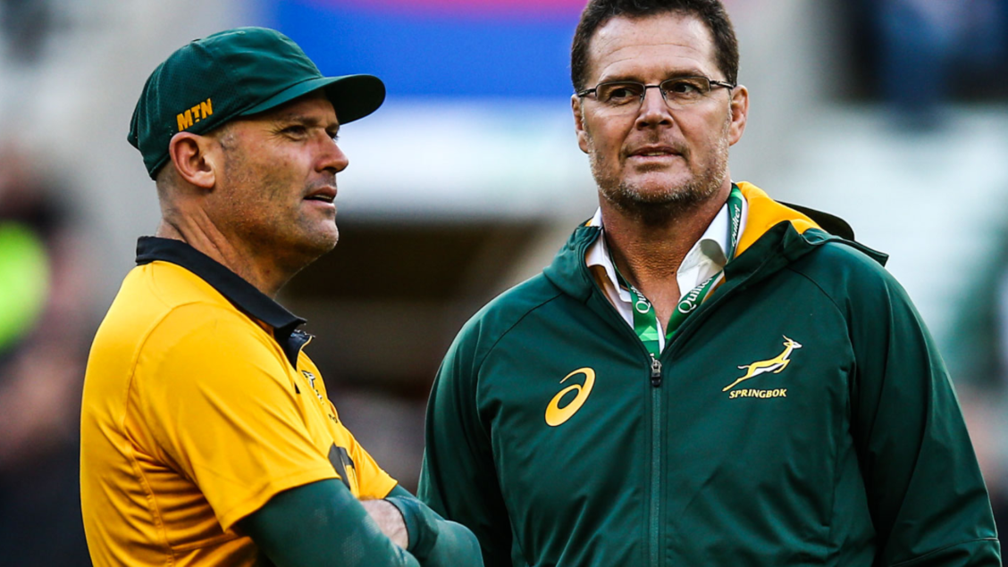 Jacques Nienaber appointed new South Africa head coach