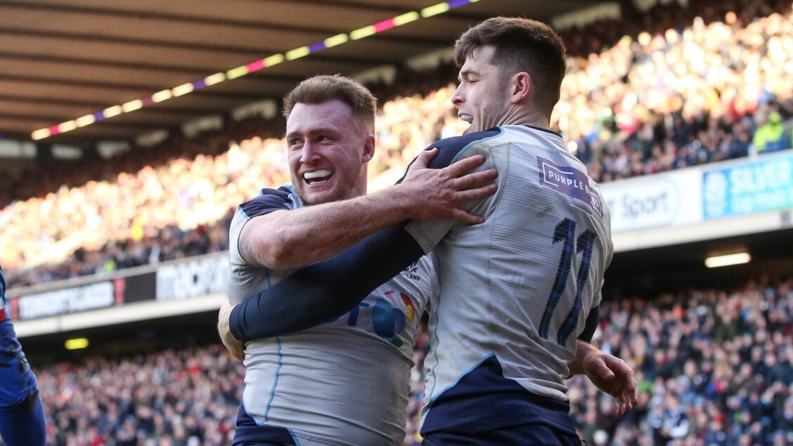 Hogg captains new-look Scotland for Six Nations opener