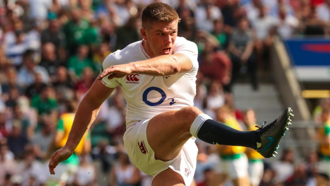 Farrell captains experienced England side for France test in Paris