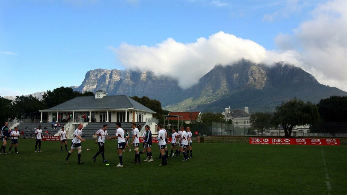 Cape Town: A Lions guide to Mother City