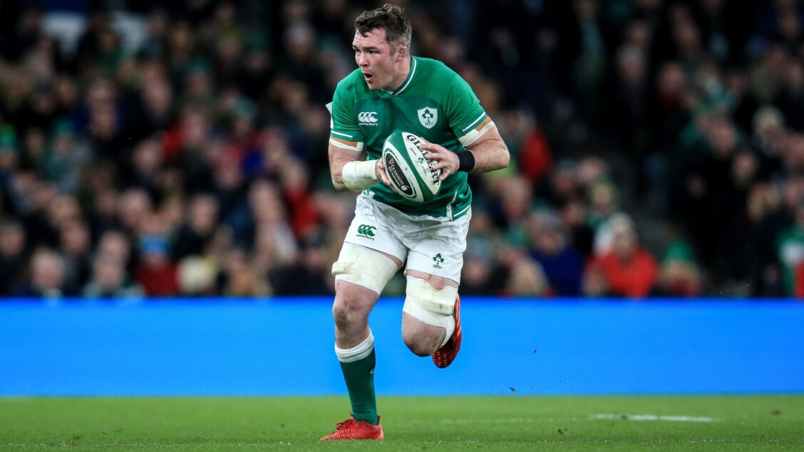 O'Mahony and Henshaw return to Ireland starting XV for Wales clash