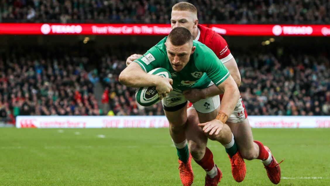Excellent Ireland too good for Wales in Dublin