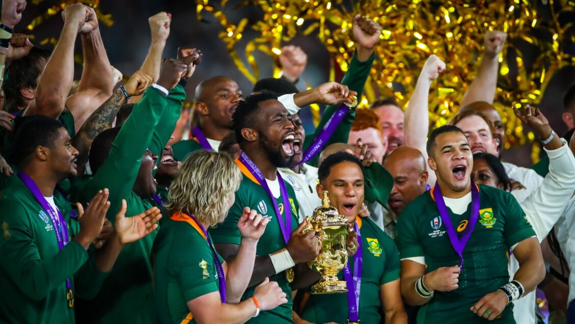 South Africa crowned World Team of the Year at Laureus Awards