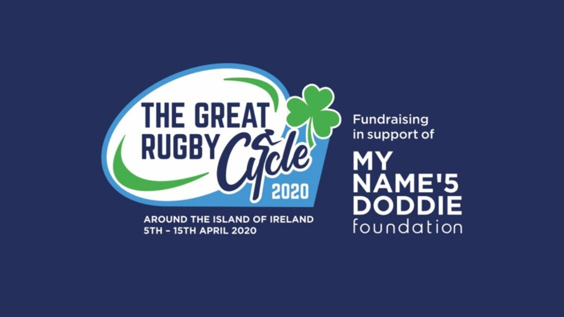 Carr's cycling mission to support My Name'5 Doddie Foundation