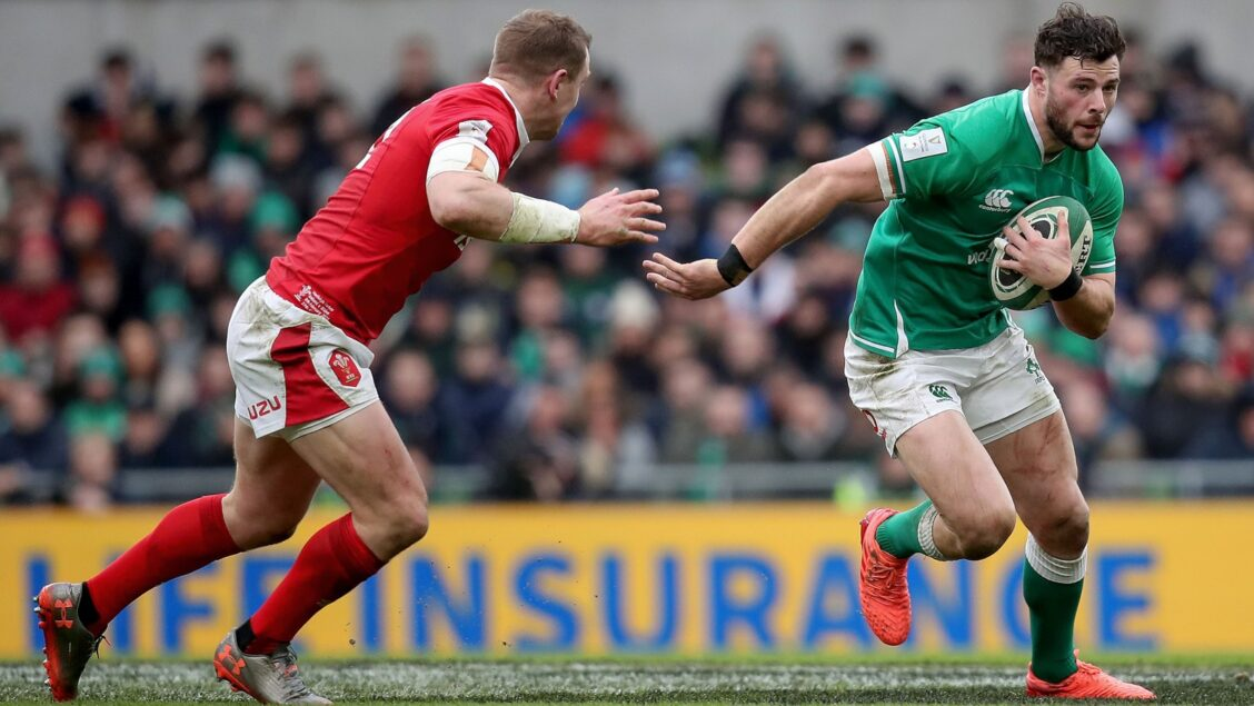 Ireland unchanged for England clash after back-to-back wins