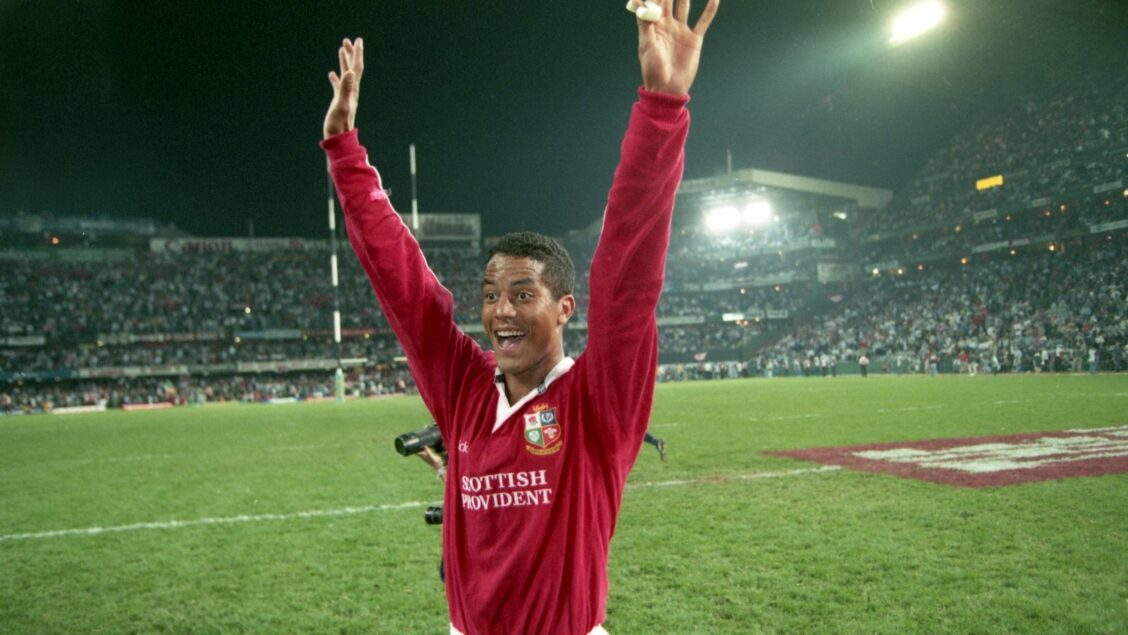 Drop-goal hero Guscott reflects on memorable 1997 Lions Tour