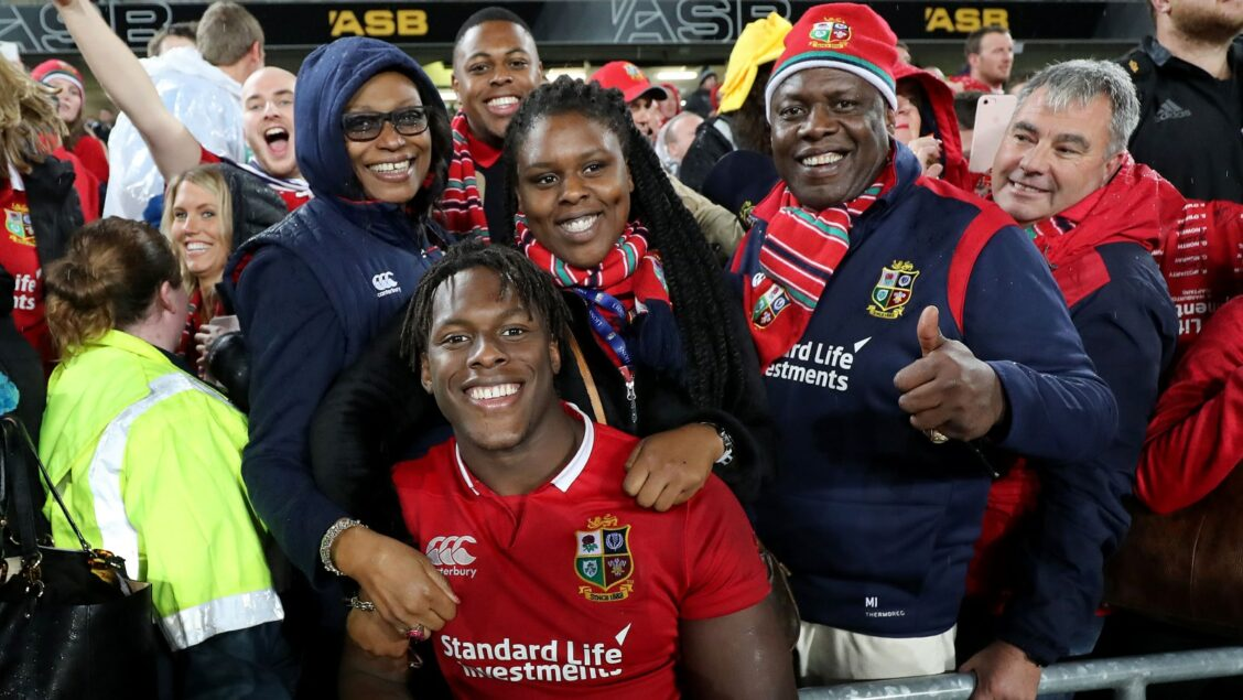 Lions Origin Story: Farrell and Itoje create Harpenden history