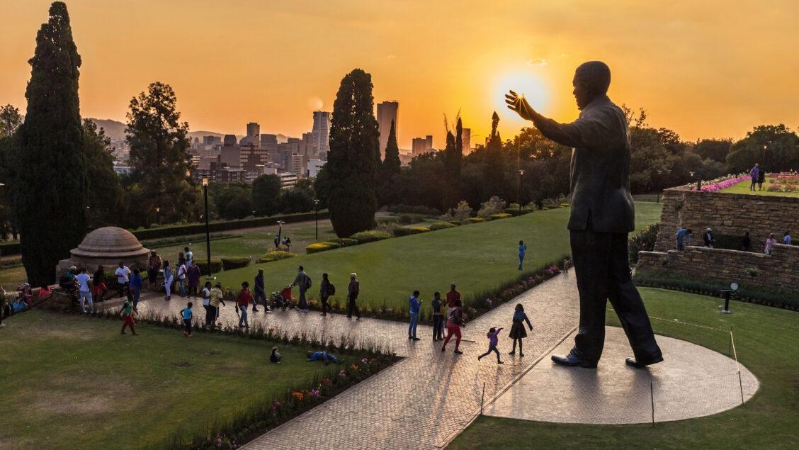 Pretoria: A Lions guide to The Jacaranda City