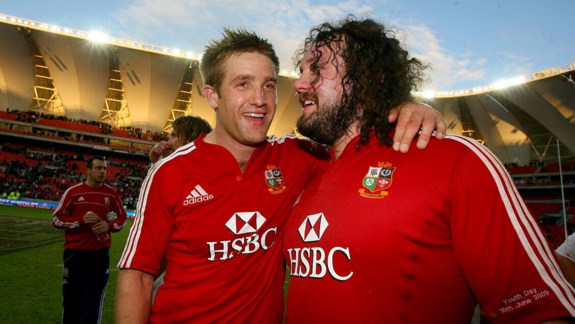 Lions Memories: Adam Jones