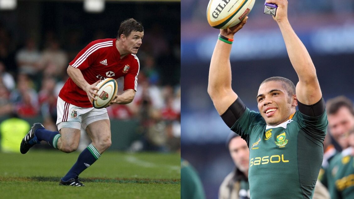 O'Driscoll and Habana reflect on Lions' unforgettable 2009 Tour to South Africa
