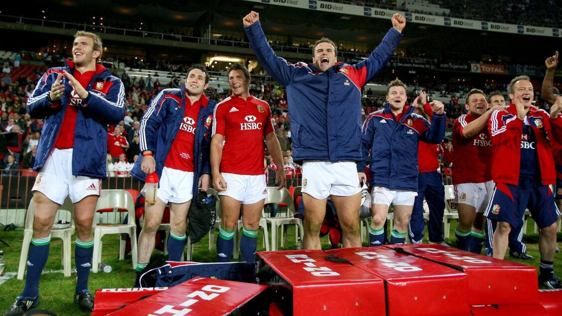 Jamie Roberts: The 2009 Tour changed my life