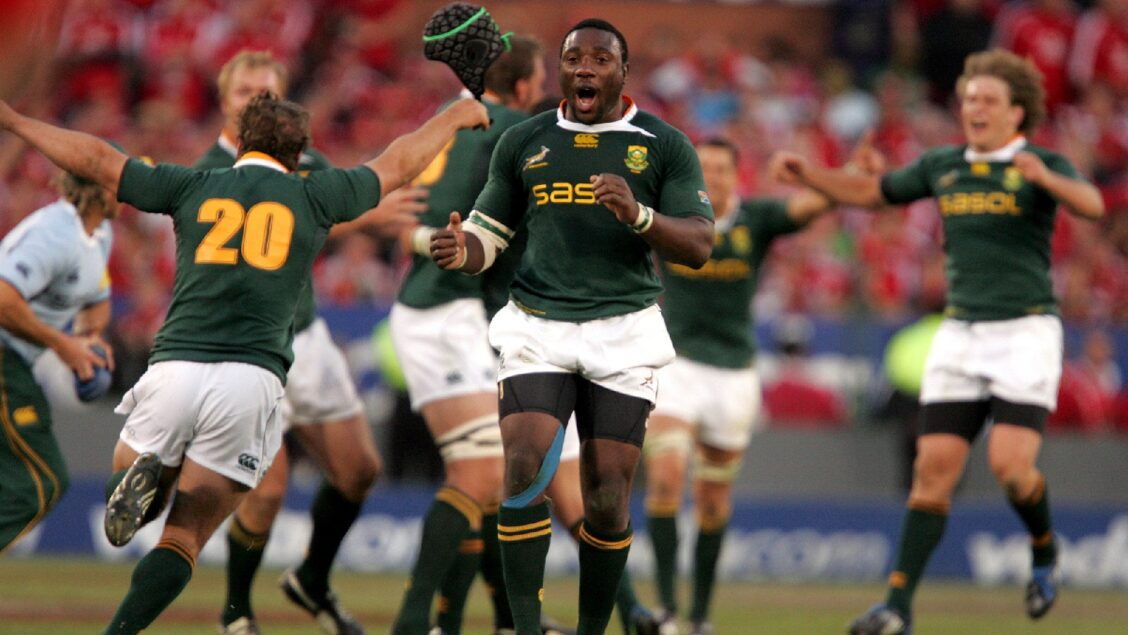 Tendai Mtawarira: 'It was a tough road to face the Lions. That's why I was so inspired'