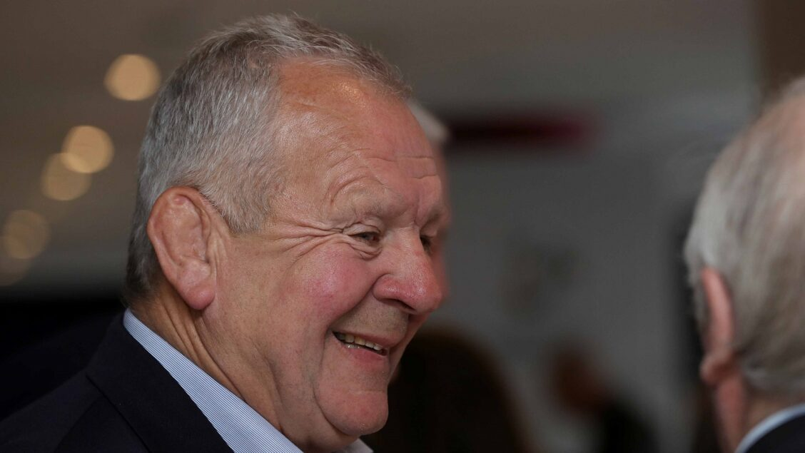 Sir Bill Beaumont re-elected World Rugby chairman