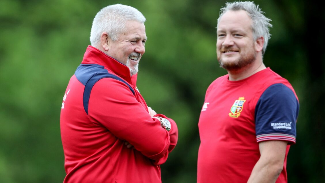 Feature: Paul 'Bobby' Stridgeon – Making the Lions roar, with laughter