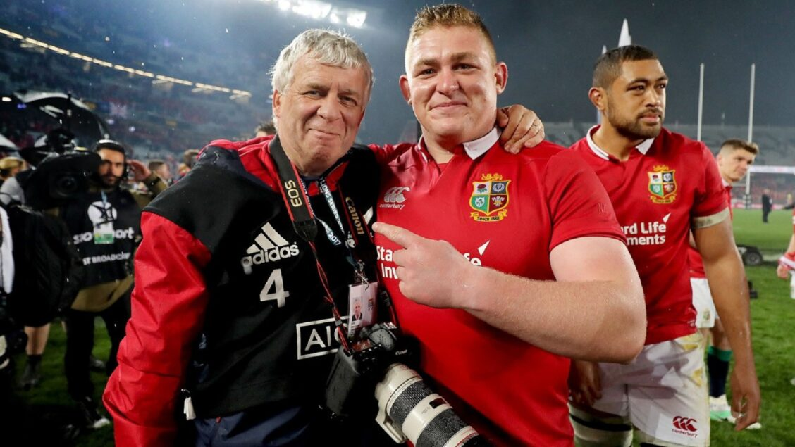 Feature: Being Gareth Edwards (and the rest of the team…)