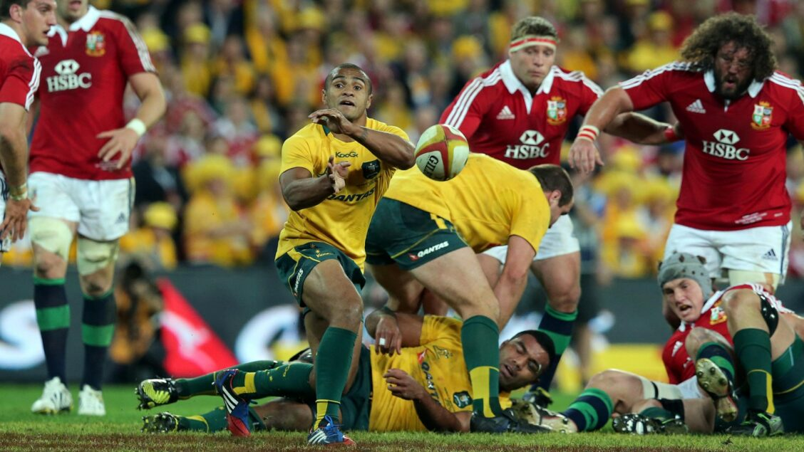 My Lions Moment: Will Genia