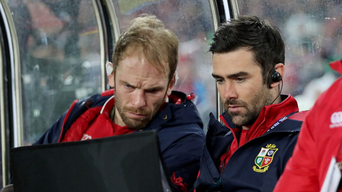 Sexton and Farrell on the panel as IRFU host global sports analytics webinar
