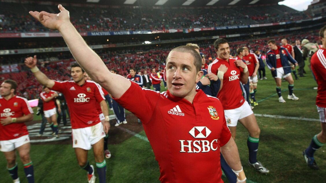 My Lions Moment: Shane Williams