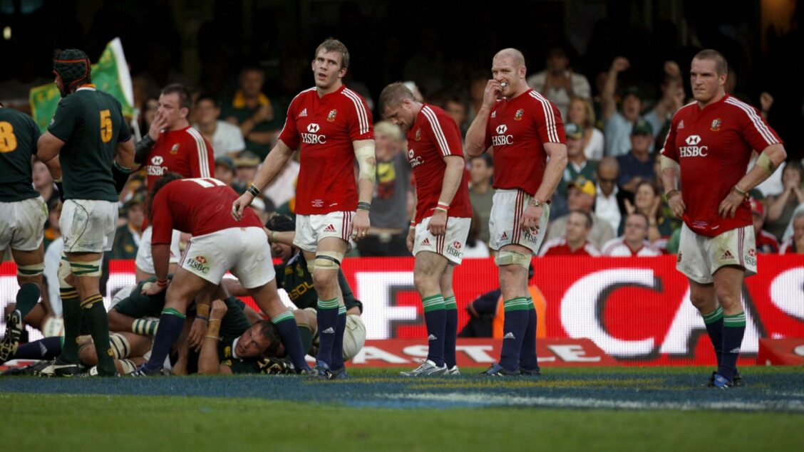 Brits: Lions will be eager for 2009 'payback' in South Africa