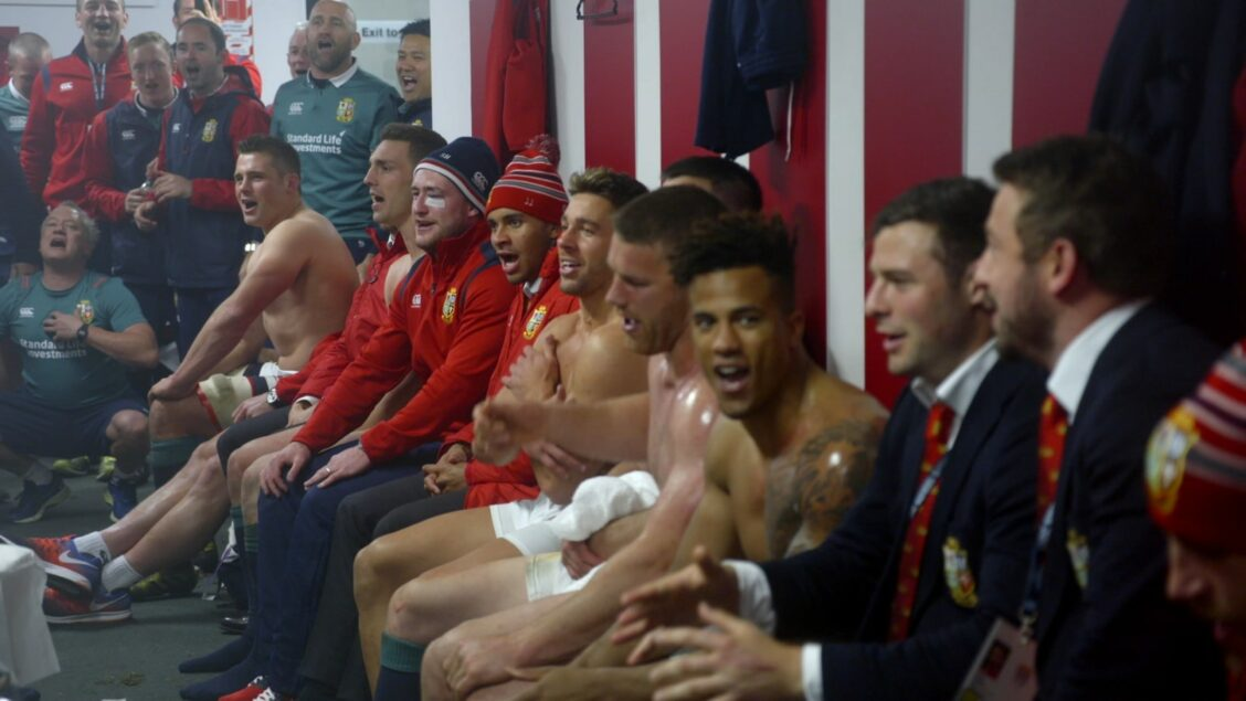 Feature: The Lions in song