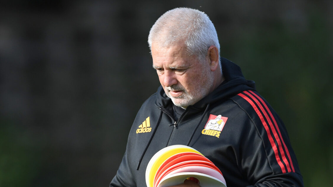 Gatland's Chiefs set to kick off Super Rugby Aotearoa