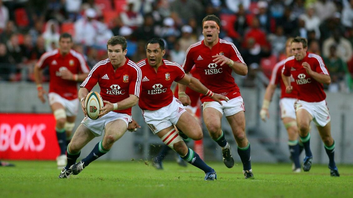 D'Arcy: Lions facing more than a team in South Africa