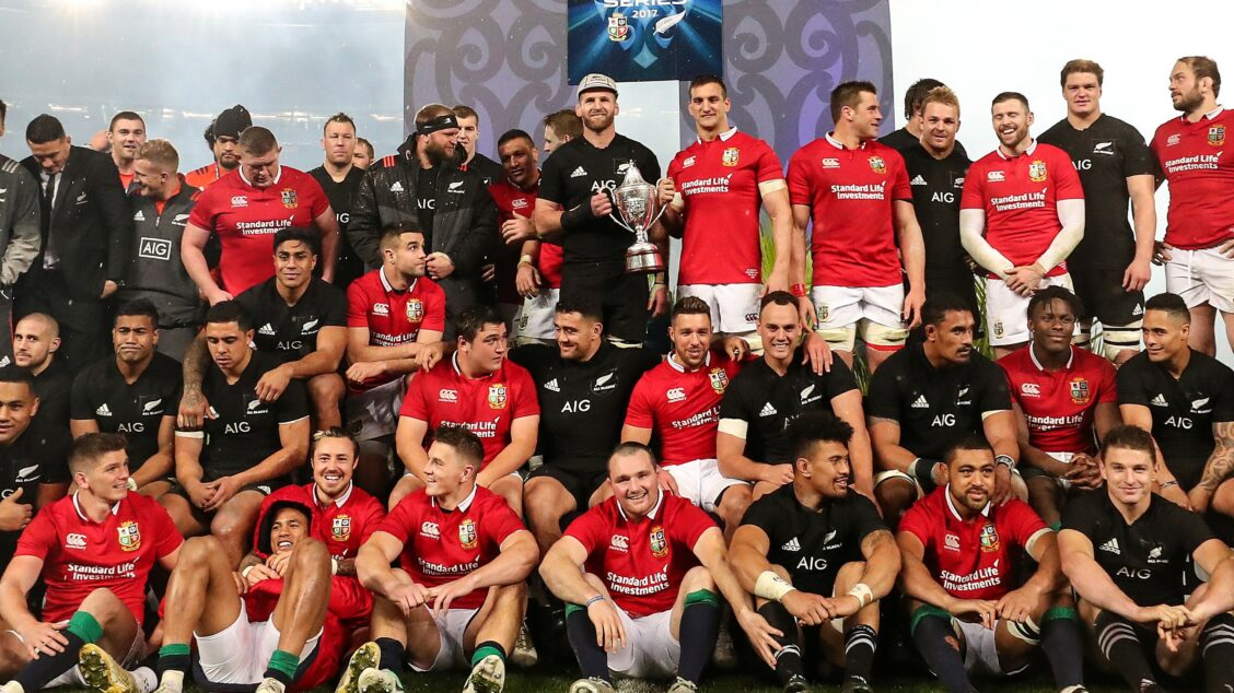 Column: All Black and Lions Red