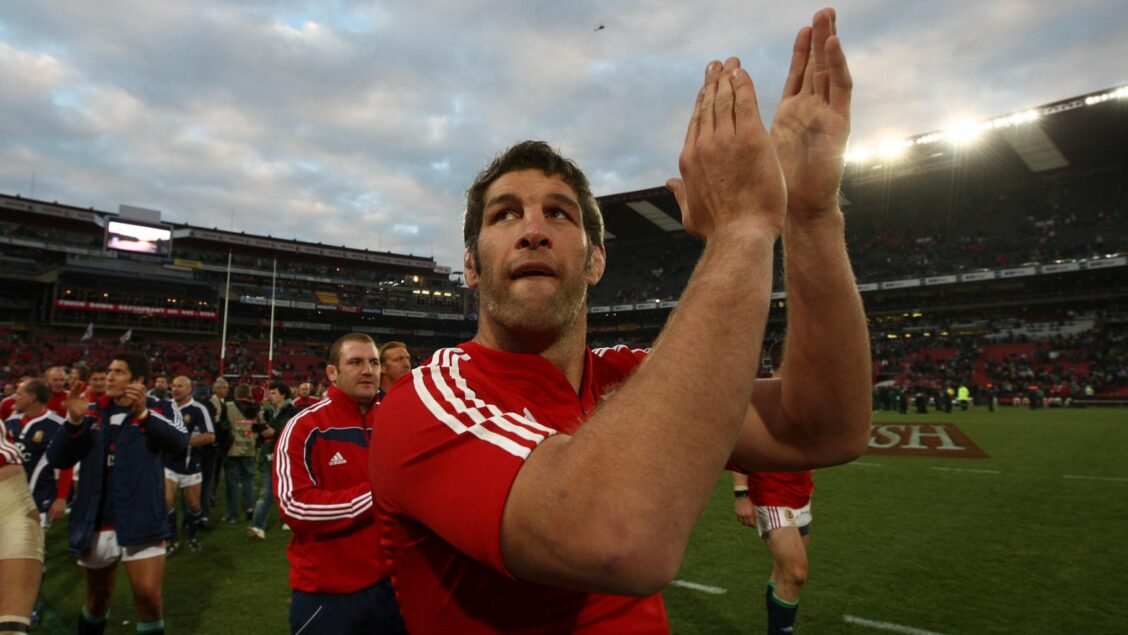 Feature: Simon Shaw's quest to become a Test Lion
