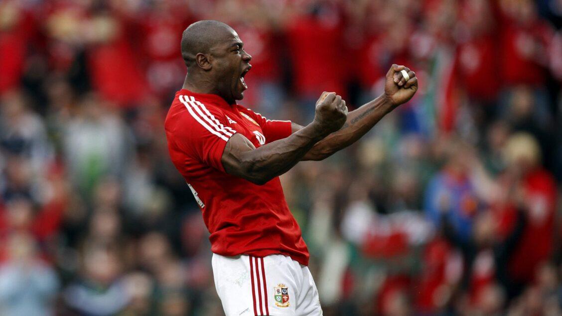 My Lions Moment: Ugo Monye