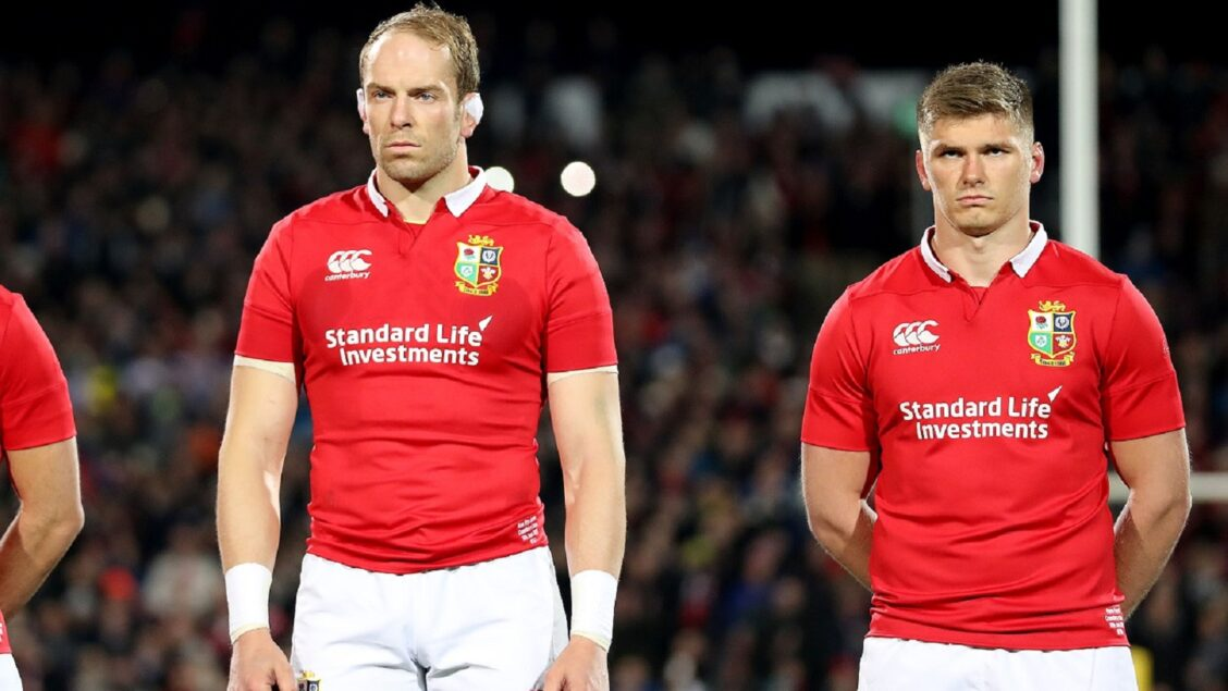 Guscott: Jones and Farrell would make great Lions captains