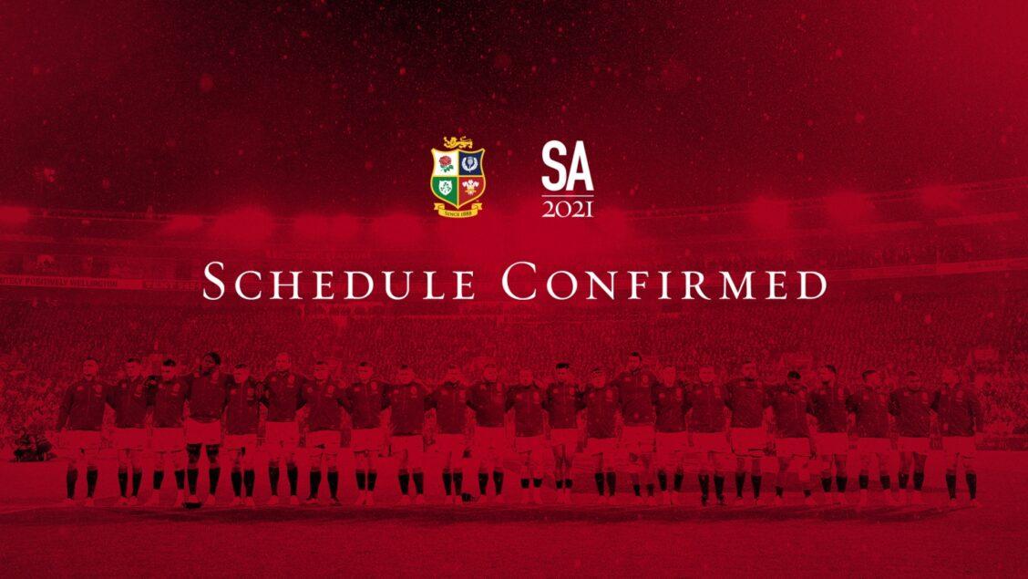 2021 Lions Tour of South Africa continuará según lo programado