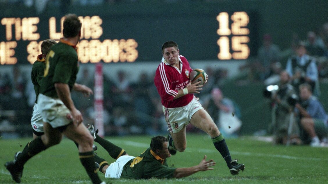 Tait: Lions' camaraderie at the heart of 1997 success