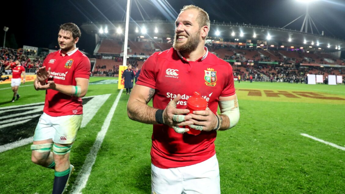 Since the Tour: James Haskell