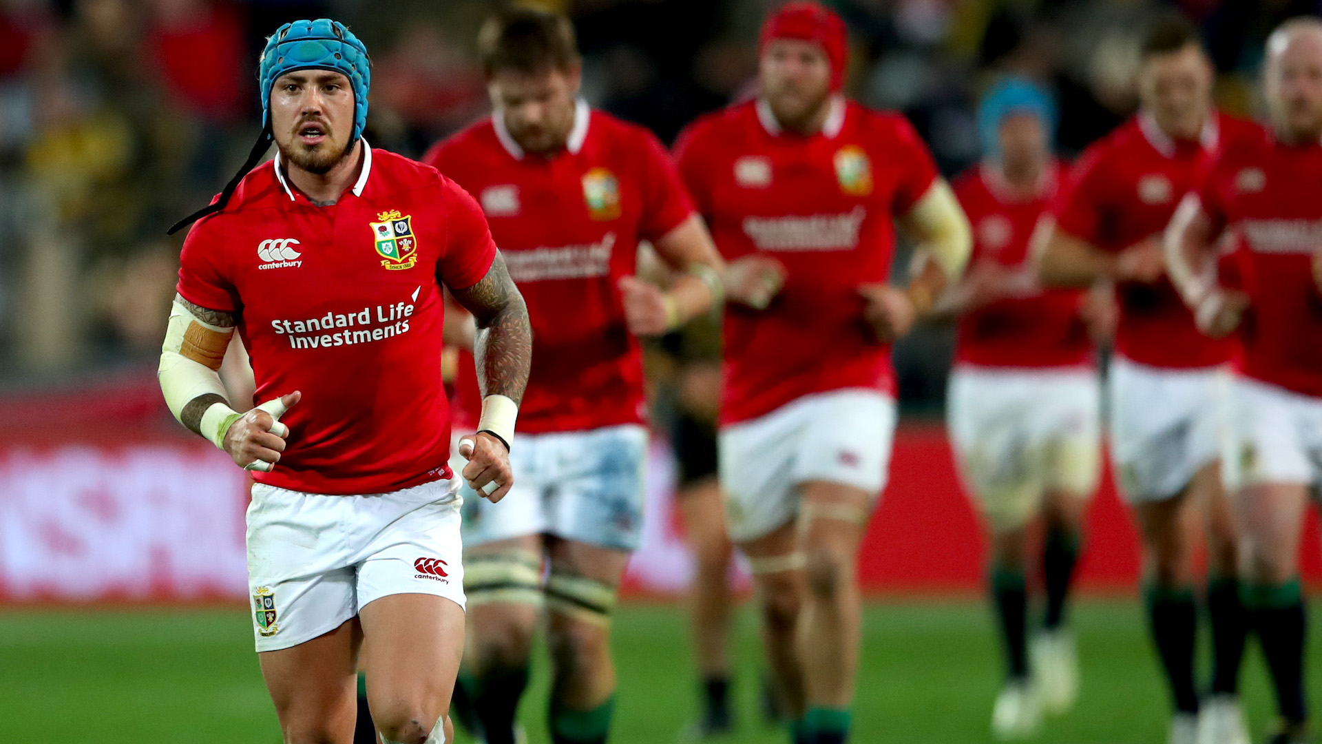 Since the Tour: Jack Nowell
