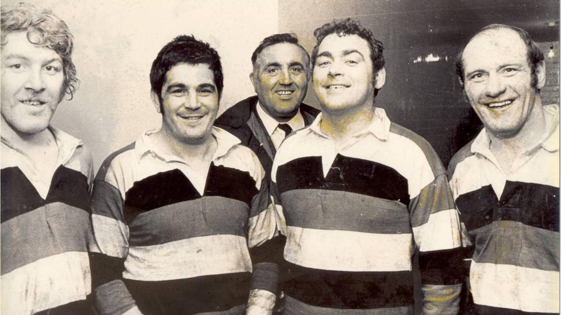 Lions and Pontypool legend Ray Prosser dies aged 93