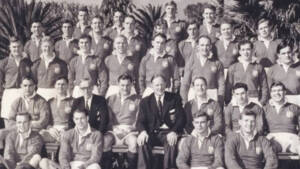 Lions and Wales great Haydn Morris dies aged 92