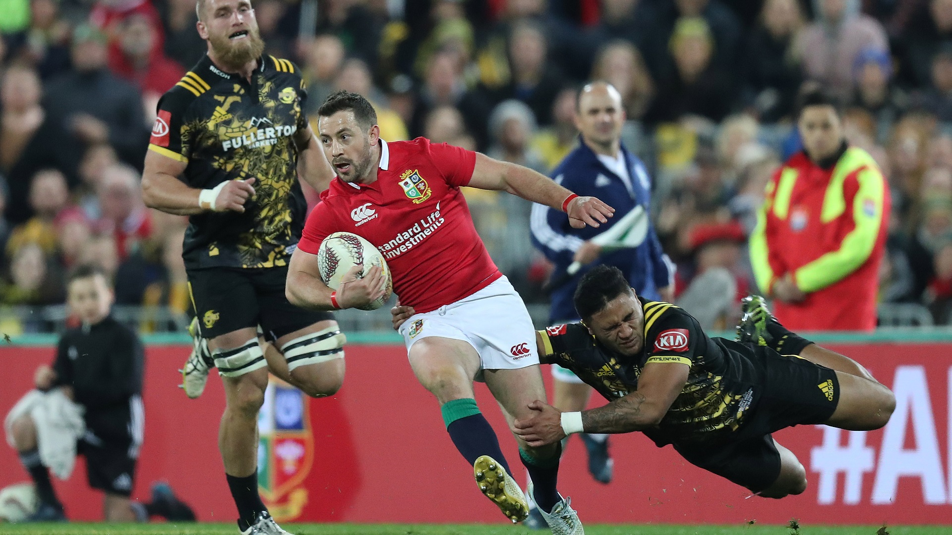 My Lions Moment: Greig Laidlaw
