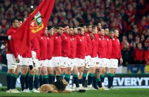 Lions line up