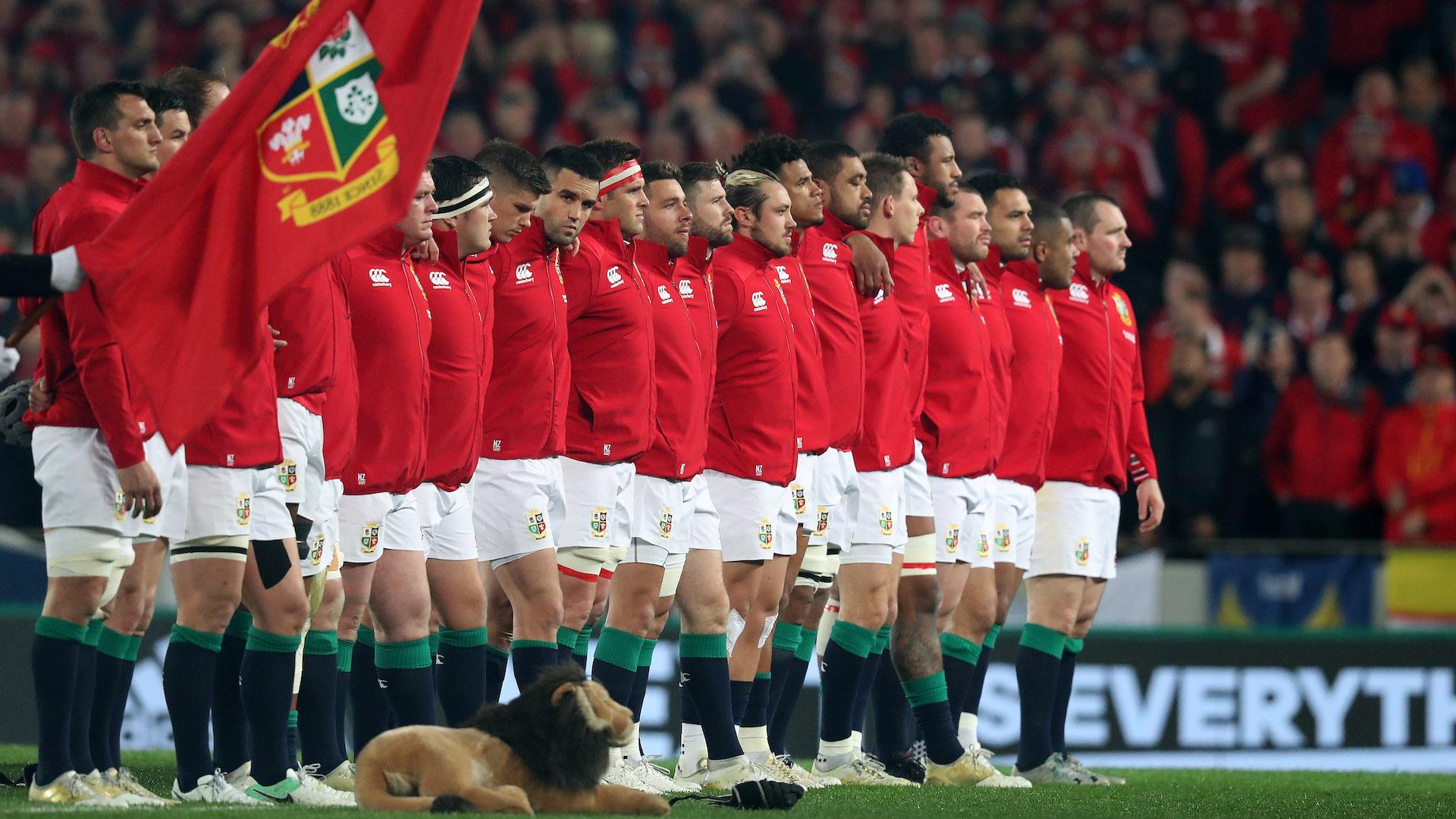Lions announce Santander partnership