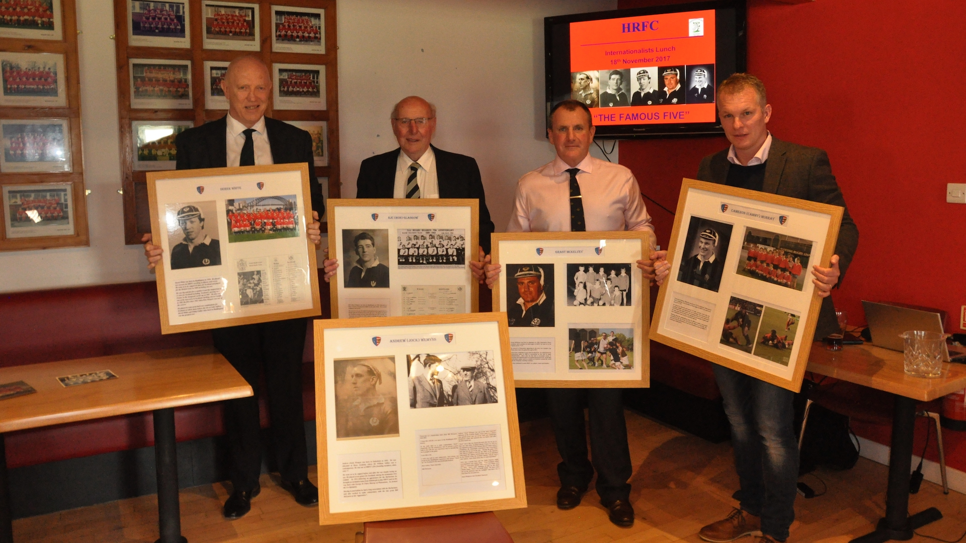 Haddington Famous Five