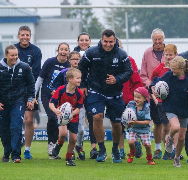 Lions Origin Club: Haddington RFC keeping it in the family