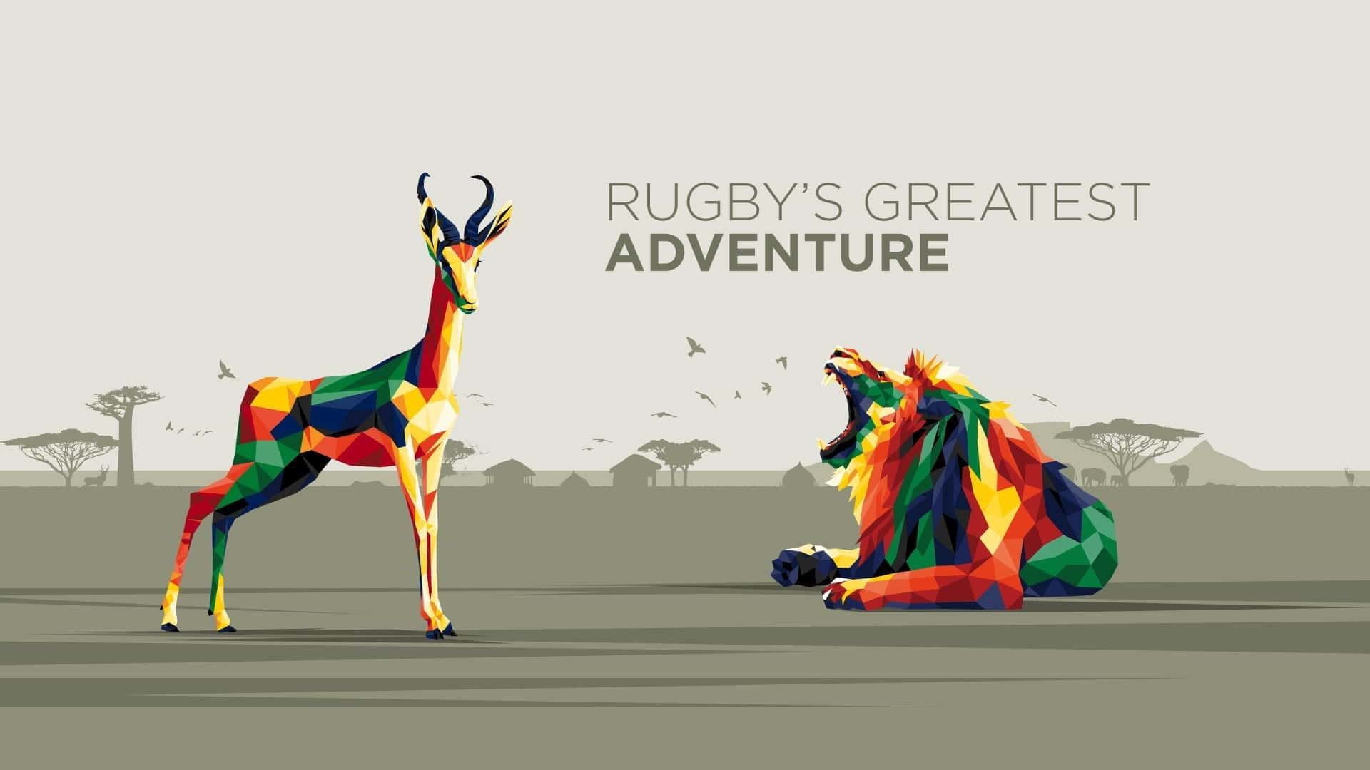 Rugby's Greatest Adventure