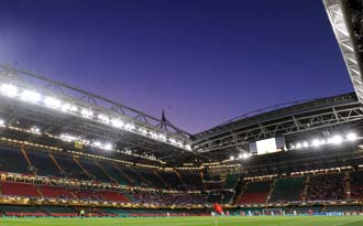 Welsh rugby has the best stadium in the world.