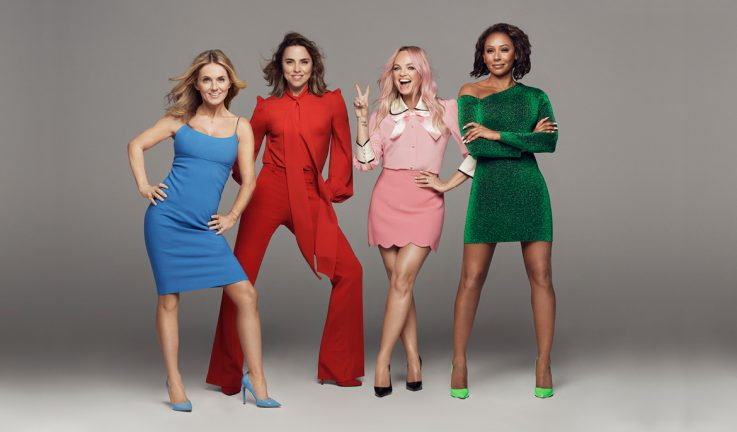 Spice Girls – Spice World 2019 UK tour