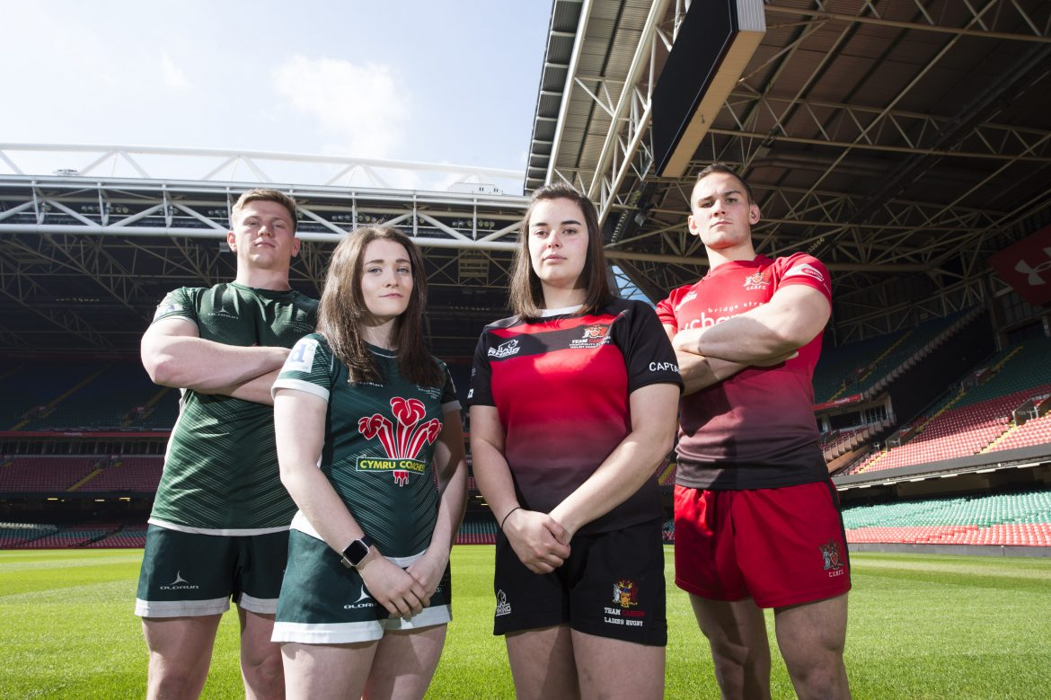 Countdown is on for Welsh Varsity
