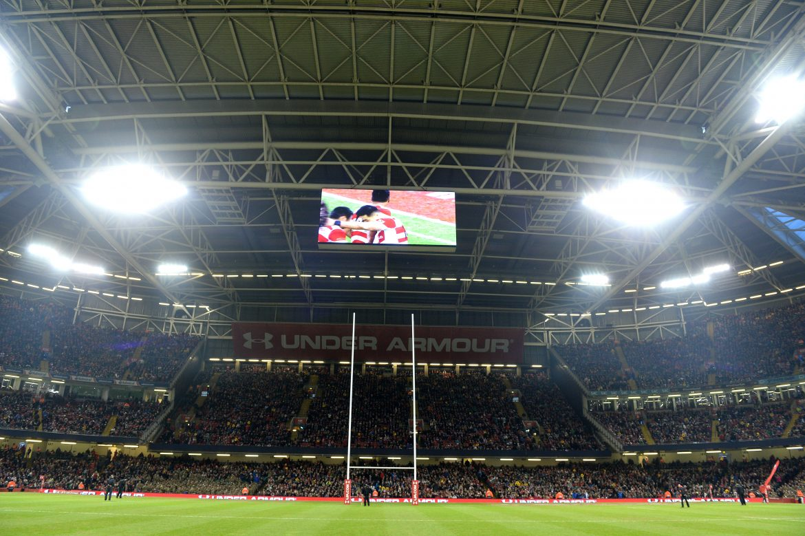 Alcohol Free Zone a rugby fixture
